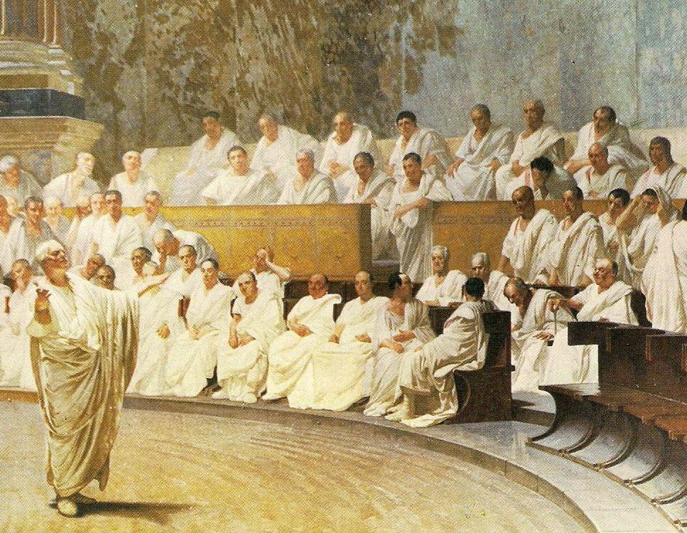 Roma, en el camino hacia una república