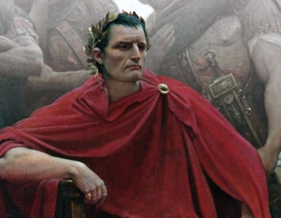 César, emperador romano