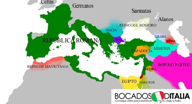 Italia - La Republica romana