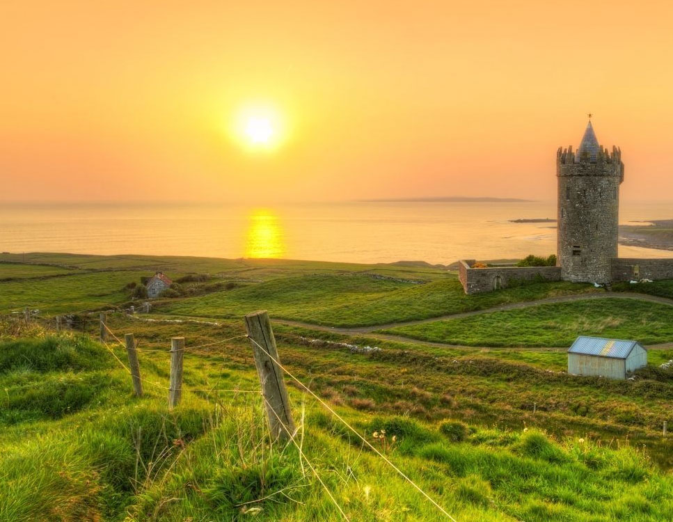 Conoce los lugares mas bonitos de Irlanda