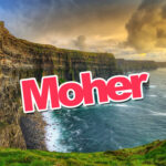 Los acantilados de Moher