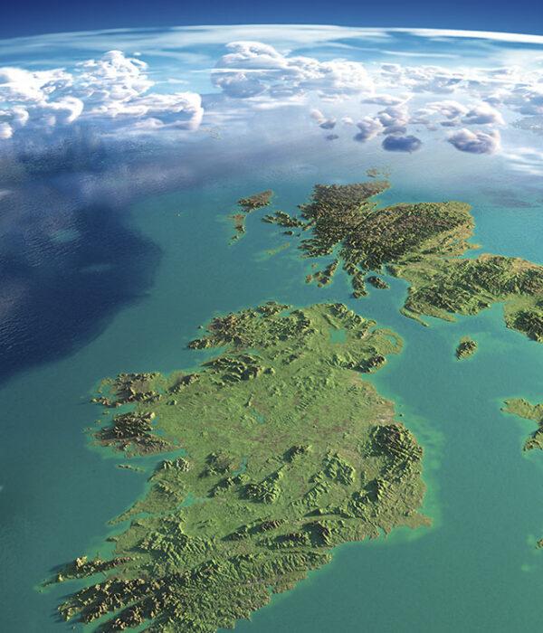 Lugares para conocer de Irlanda