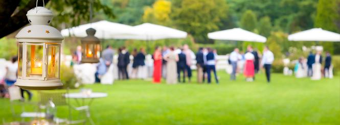 Organizar el catering para bautizos y ceremonias