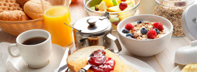 Desayuno continental (e italiano)