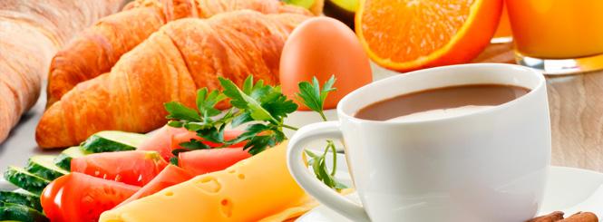 Desayunos: americano, inglés e italiano ¿Cuál elegir?