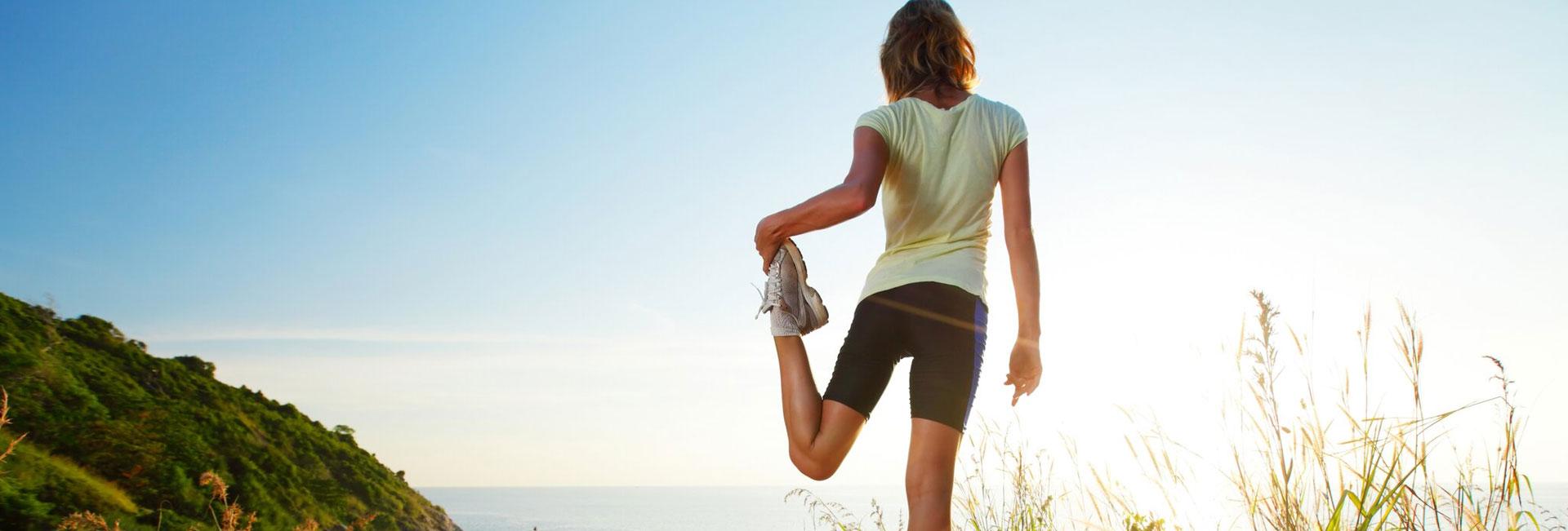 Cómo mantenerte fresco cuando se realiza ejercicio en verano