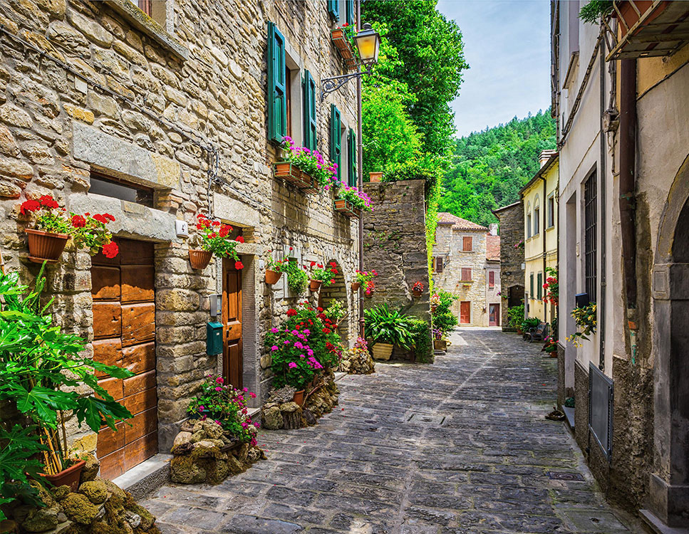 La postal más bella de Italia: la Toscana