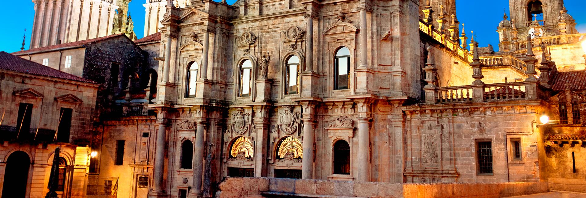 Santiago de Compostela y su peregrinación