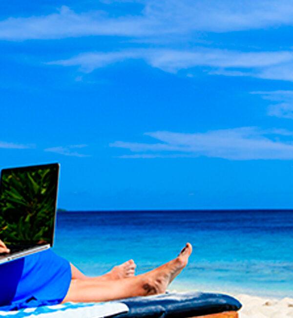 Cómo mantener la seguridad informática en los viajes